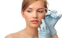 Зона применения ботокса для красоты лица