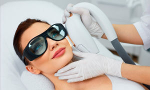 Безопасная эффективность фотоомоложения кожи лица