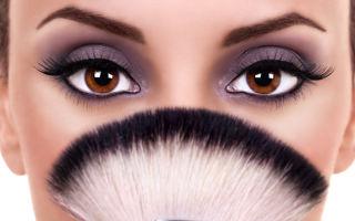 Правила идеального макияжа для карих глаз