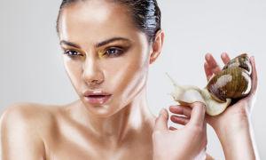 Экзотические процедуры с улитками в косметологии