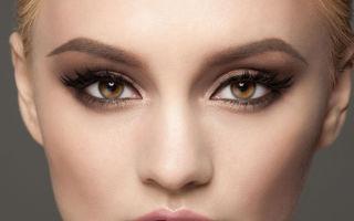 Какой макияж подойдет каре-зеленым глазам?