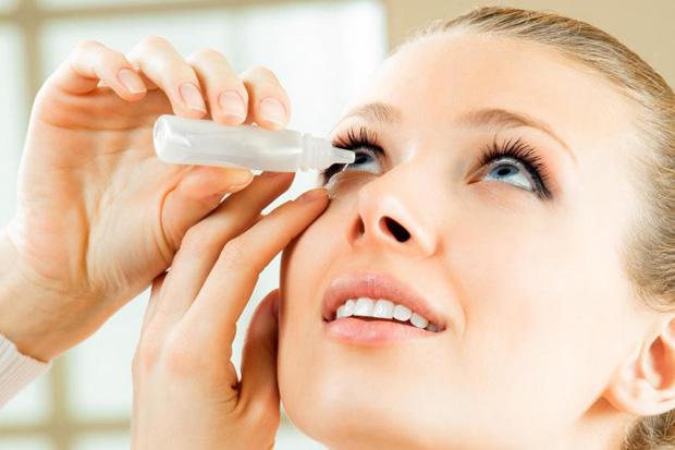 лечения ячменя на глазу каплями