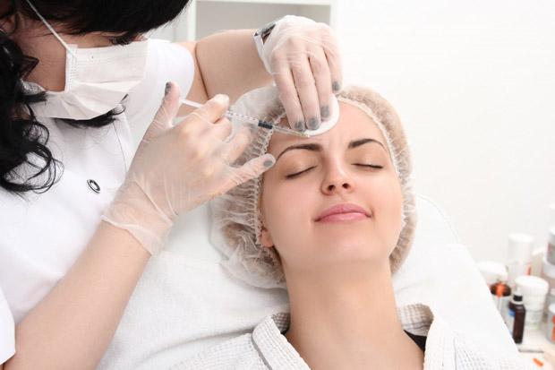 мезотерапия в кабинете косметолога