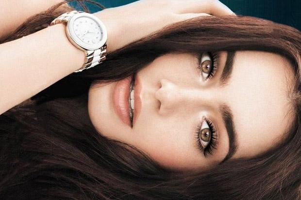 натуральный макияж для светло-карих глаз