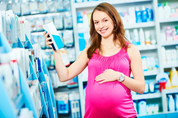 беременным не нужно покупать пилинг