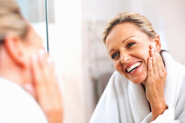 кожа лица после антивозрастных процедур
