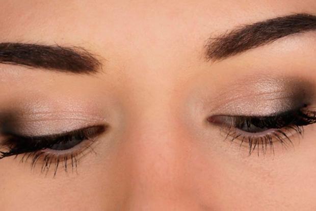 макияж глаз карандашом