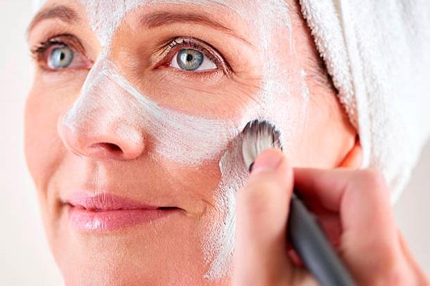 маски для лица зрелой кожи