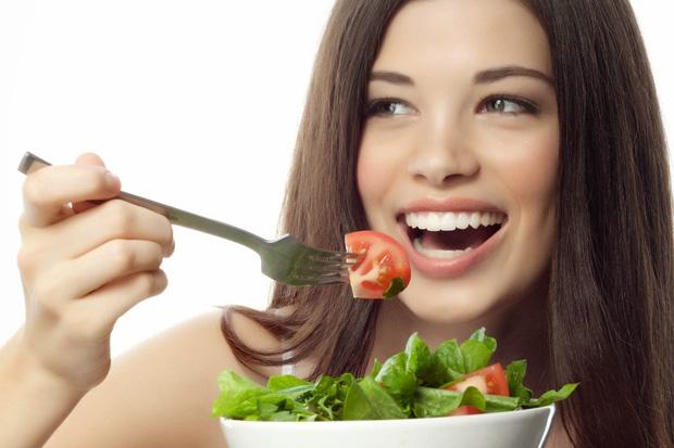 здоровое питание - залог молодости